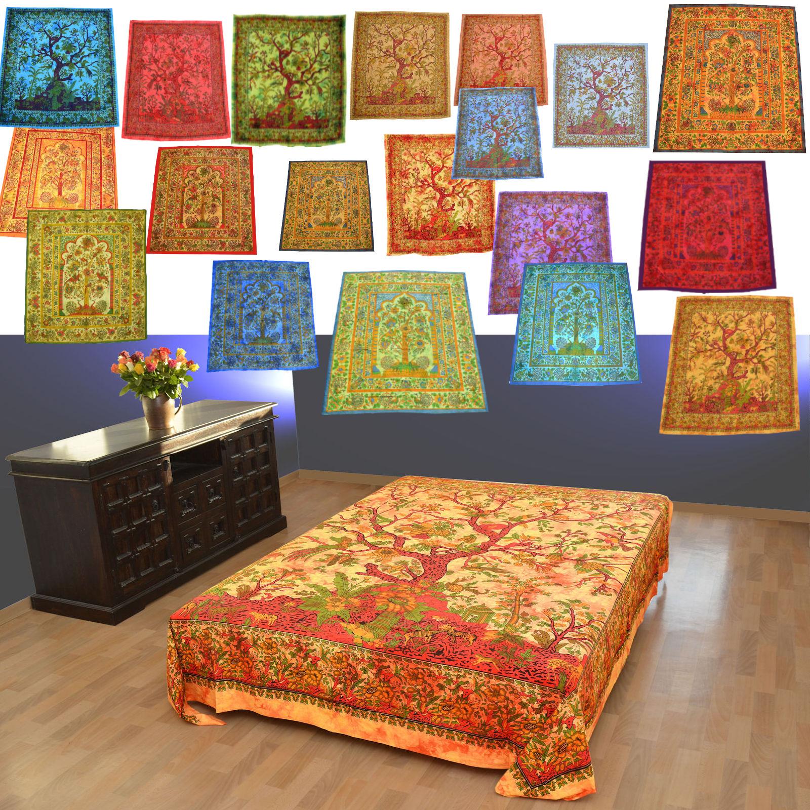 tagesdecke xxl sofa berwurf bett berwurf wohndecke nepal morocco baumwolle decke ebay. Black Bedroom Furniture Sets. Home Design Ideas